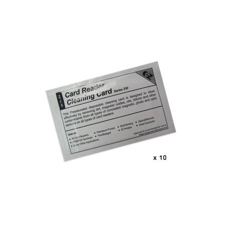 Cartes Nettoyage - Ref 552141-002