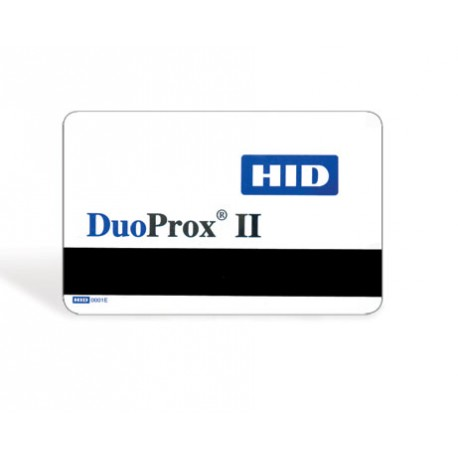 Badge ISO PROX II  - Ref HID/DUO