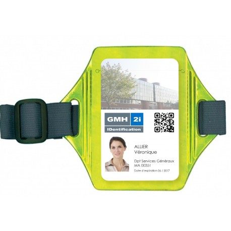 Armband Badge holder