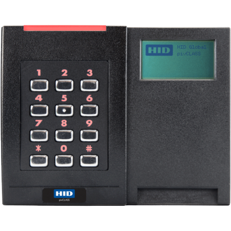 iClass SE - Biometric - Display Reader RKLB40