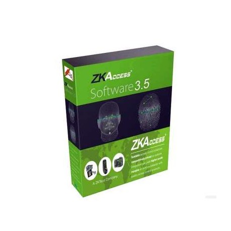 ZKaccess 3.5 - Lecteurs Autonome