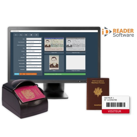 ID READER Software