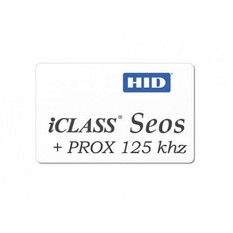 Badge ICLASS SEOS + PROX